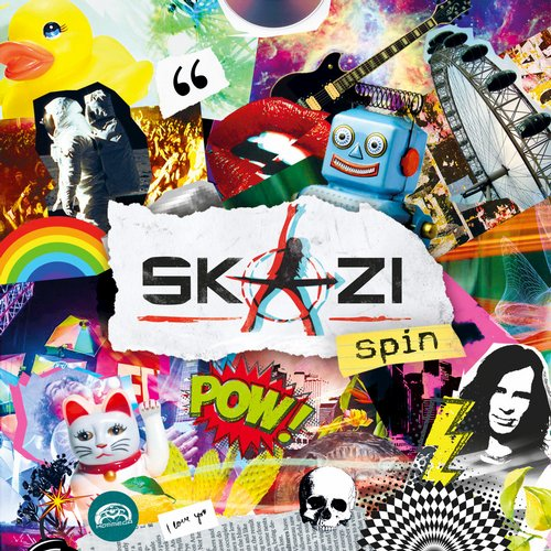 Skazi - Total Anarchy