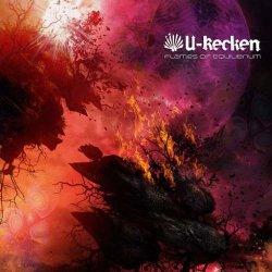 画像1: U-Recken / Flames Of Equilibrium