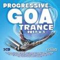 V.A / Progressive Goa Trance 2017 V.1
