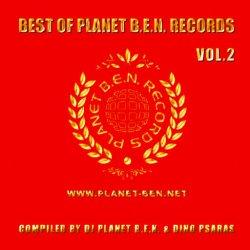 画像1: V.A / Best Of Planet B.E.N. Records Vol. 2
