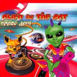 画像1: Alien vs. The Cat / Space Jam