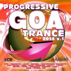 画像1: V.A / Progressive Goa Trance 2014 Vol.1