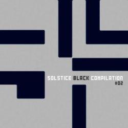 画像1: V.A / Solstice Black Compilation #02 (Techno)