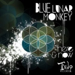 画像1: BLUE LUNAR MONKEY / HERE & NOW