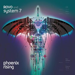 画像1: ROVO and System 7 / Phoenix Rising LP