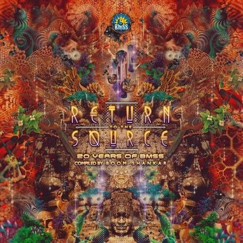 ゴア/サイケデリックトランス V.A / Return To The Source (20 Years ...