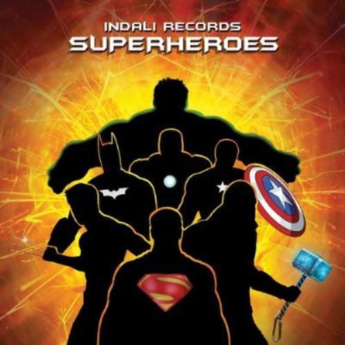 画像1: V.A / Superheroes