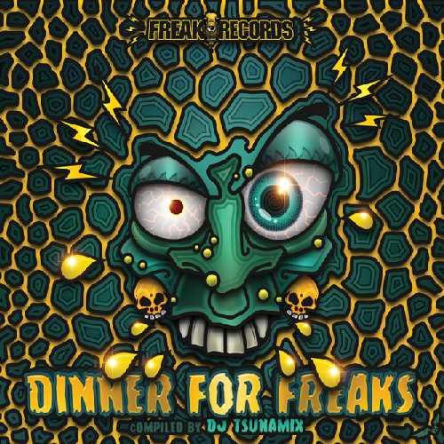 画像1: V.A / Dinner For Freaks