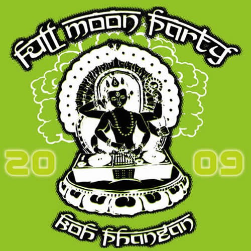 画像1: 【お取り寄せ】 V.A / Fullmoon Party Koh Phangan 2009 (2CD)