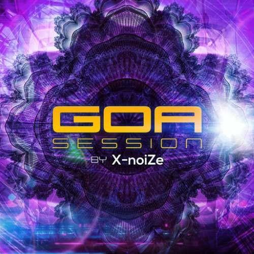 画像1: V.A / Goa Session By X-Noize