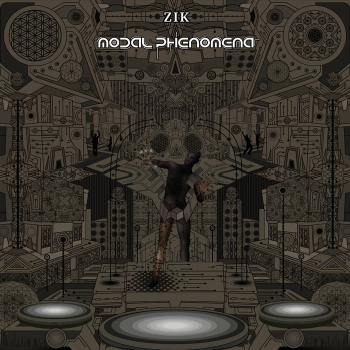 画像1: Zik / Modal Phenomena