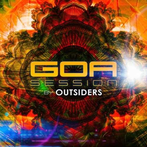 画像1: V.A / Goa Session By Outsiders