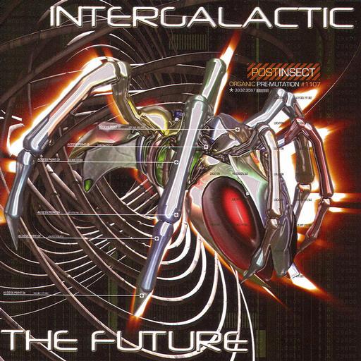 画像1: Intergalactic / The Future
