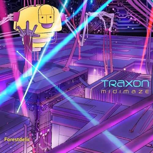 画像1: Traxon / Midi Maze