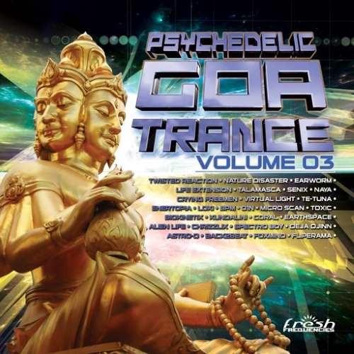 画像1: V.A / Psychedelic Goa Trance Volume 03