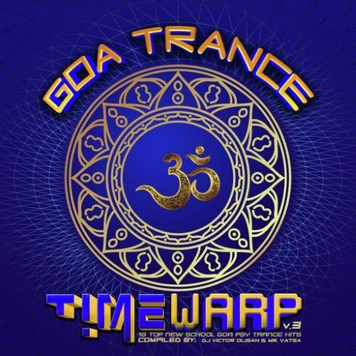 画像1: V.A / Goa Trance Timewarp Vol.3