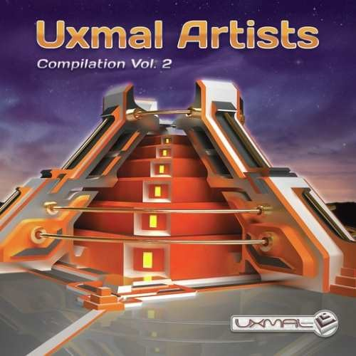 画像1: V.A / Uxmal Artists Vol.2