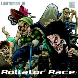 画像1: Lightaman Jr / Rollator Race