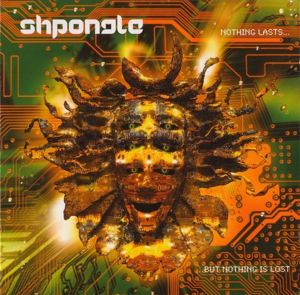 画像1: Shpongle / Nothing Lasts... But Nothing Is Lost