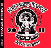 画像1: 【お取り寄せ】 V.A / Fullmoon Party Koh Phangan 2011